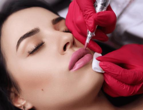 Czy makijaż permanentny schodzi całkowicie?